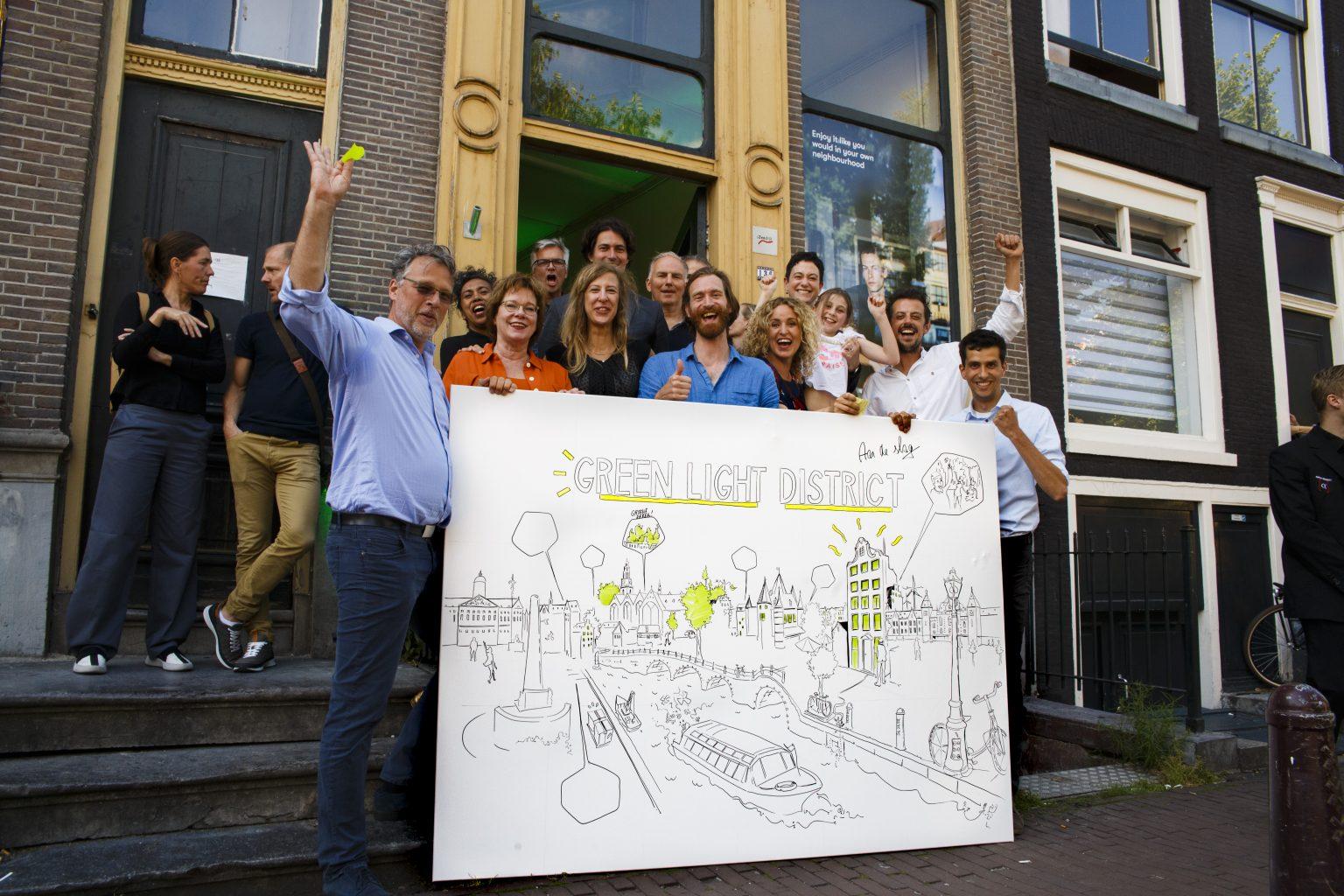 Green Light District - Header image Over ons