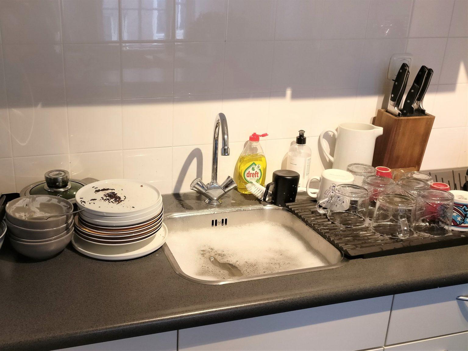 Green Light District - Duurzaam wonen de afwas