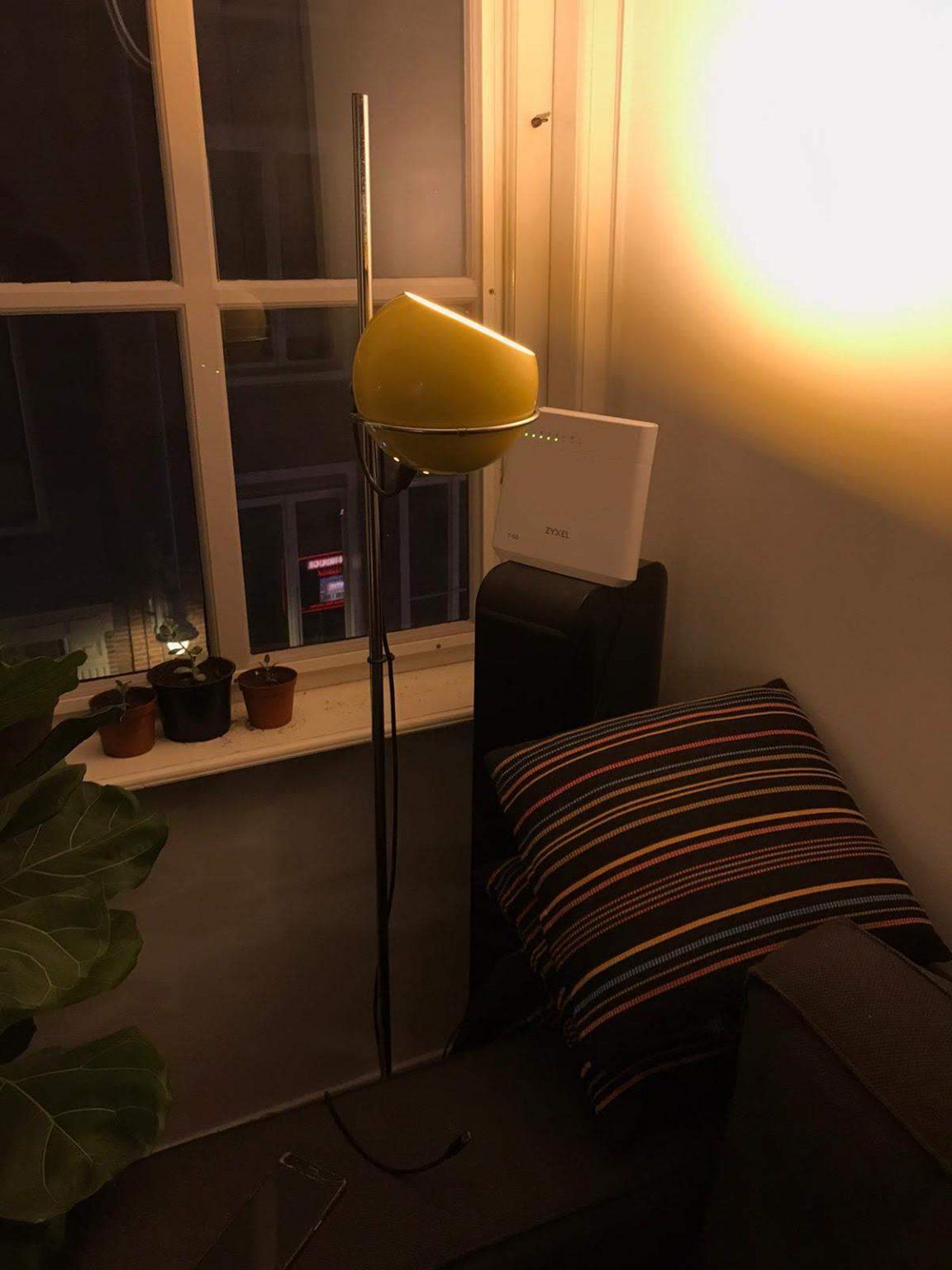 Green Light District - 3 - Design lamp