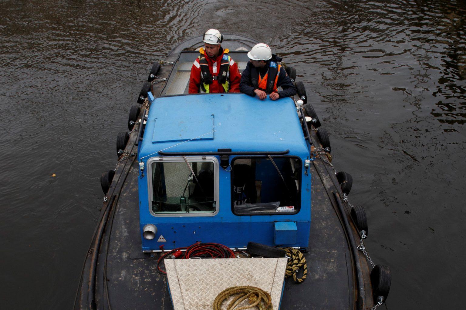 Green Light District - Zoev City boot liggend