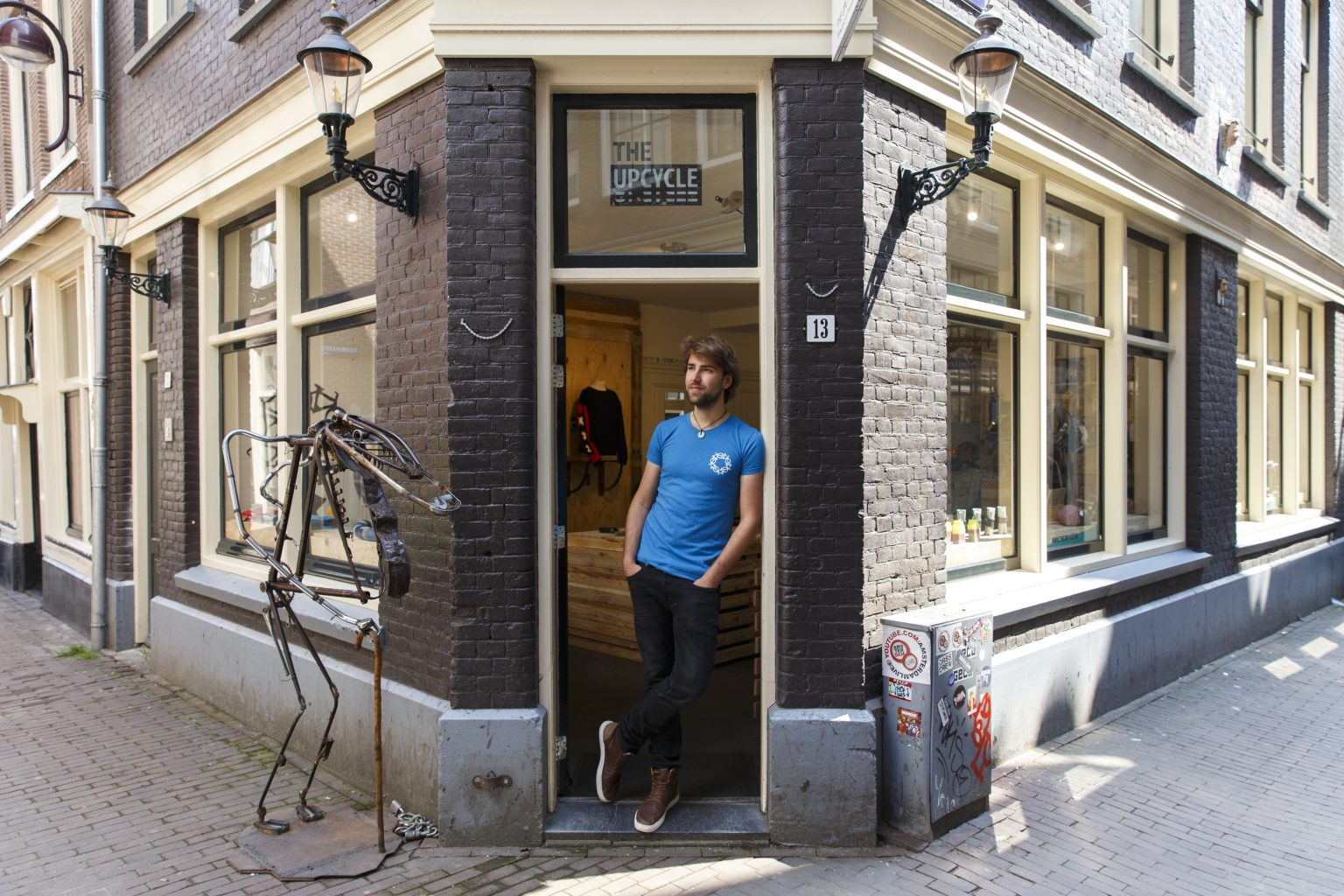 Green Light District - The Upcycle Tim Spekkens